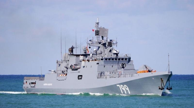 На Черноморском флоте развернулись масштабные учения