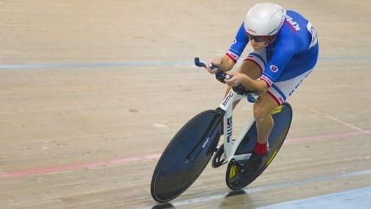 Крымский спортсмен выиграл бронзовую медаль первенства России по велосипедному спорту