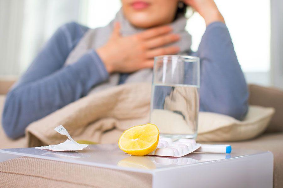 В Крыму практически отсутствует заболеваемость гриппом