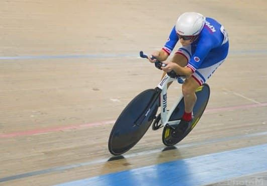 Крымский велогонщик выиграл «бронзу» первенства России в Омске