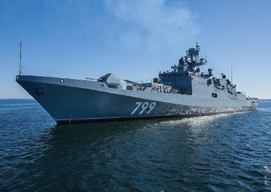 Кто в Черном море встретит «Дональда Кука»?