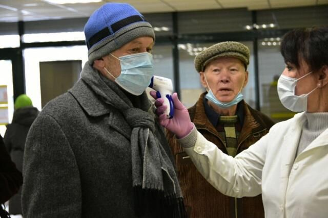 В Крыму растёт количество завозных случаев коронавируса из Украины