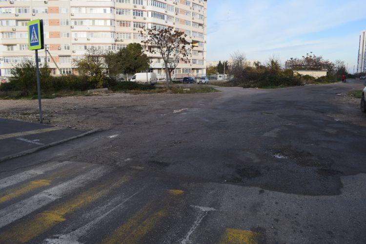 В Севастополе отремонтируют дублер улицы Маячной