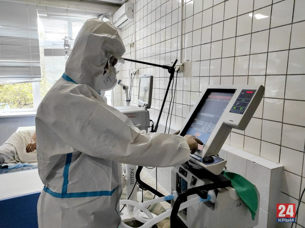 Роспотребнадзор: В Крыму отмечается тенденция к росту заболеваемости COVID-19