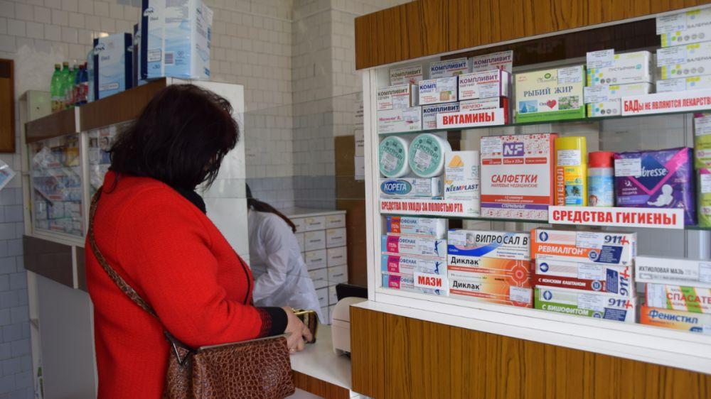 В Красной Поляне возобновили работу аптеки