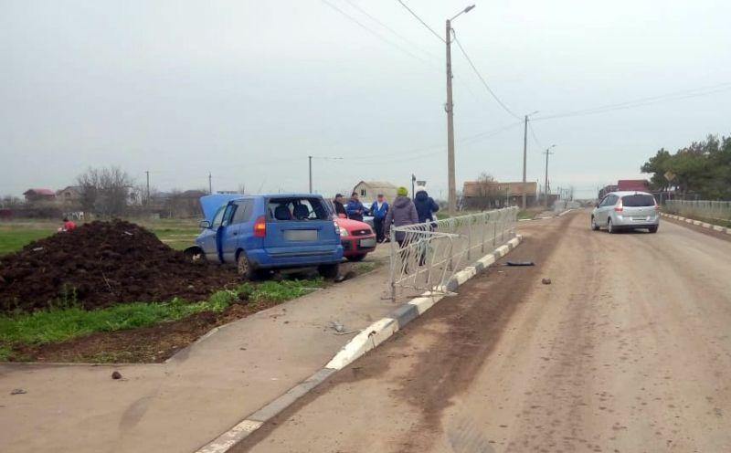 Сотрудниками ГИБДД Симферопольского района привлечен к ответственности мужчина за попытку самостоятельно научить 12-летнего сына вождению