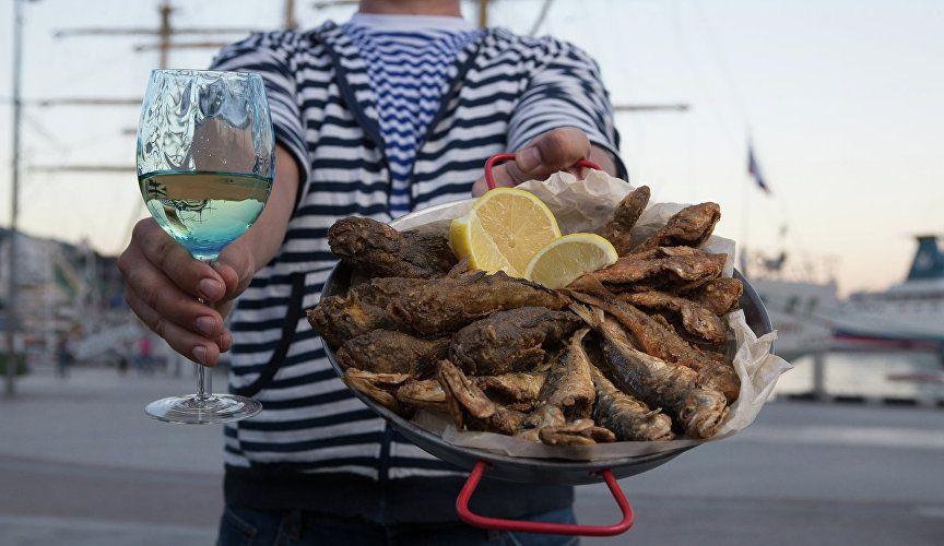«Рыба – не мясо!»: Балаклава зовёт на первую гастрономическую ярмарку