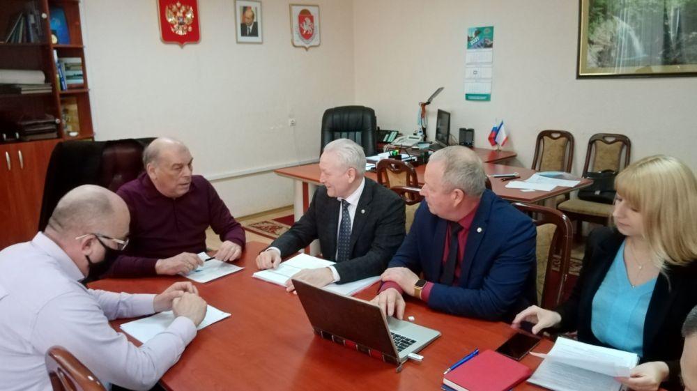 Игорь Вайль провел встречу с делегацией Машиностроительного кластера Республики Татарстан