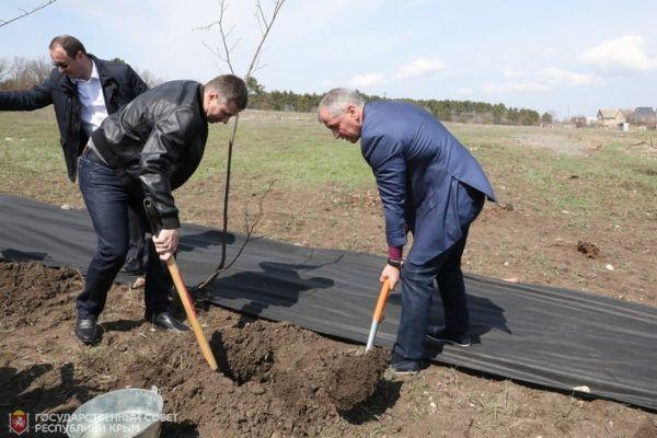 Владимир Константинов объявил о начале весенней акции «Чистый Крым»