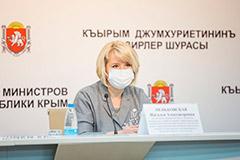 Роспотребнадзор допускает введение точечных ограничений по коронавирусу в Крыму
