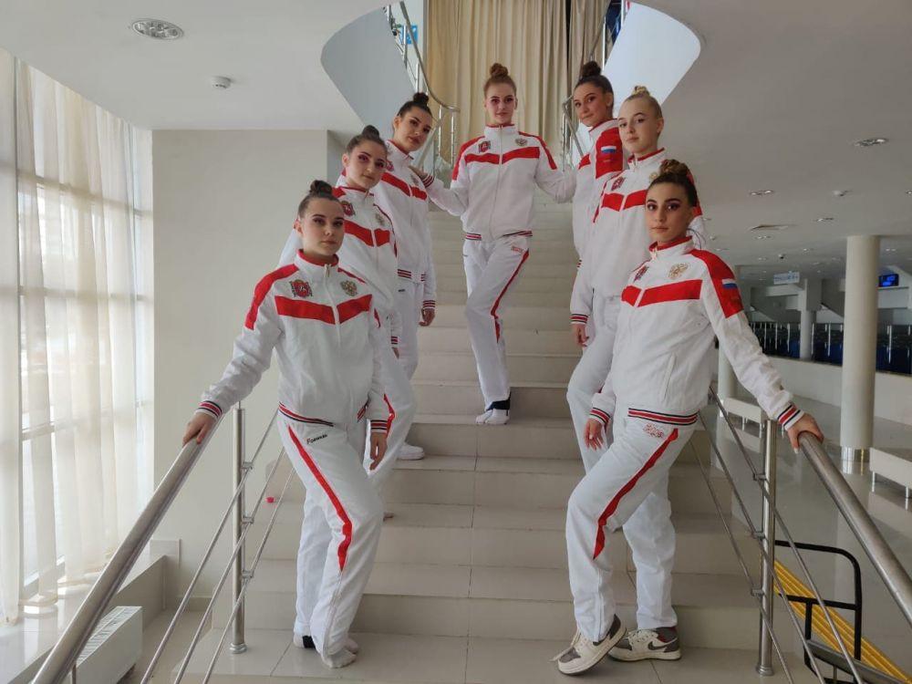 Крымские гимнастки взяли «Оскар» в Ростове-на-Дону