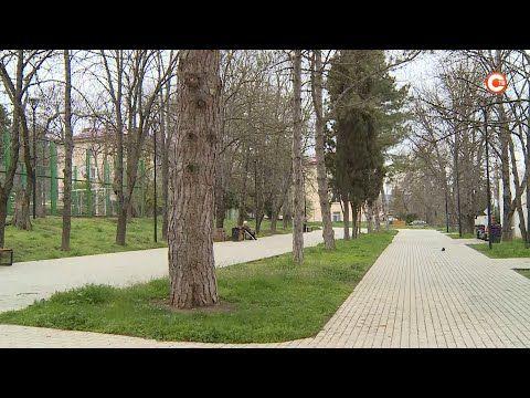 Каким может стать сквер БРУ им. Горького в Балаклаве? (СЮЖЕТ)