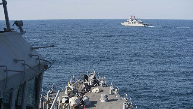 """Почему США отказались от """"похода"""" в Черное море - военные эксперты"""