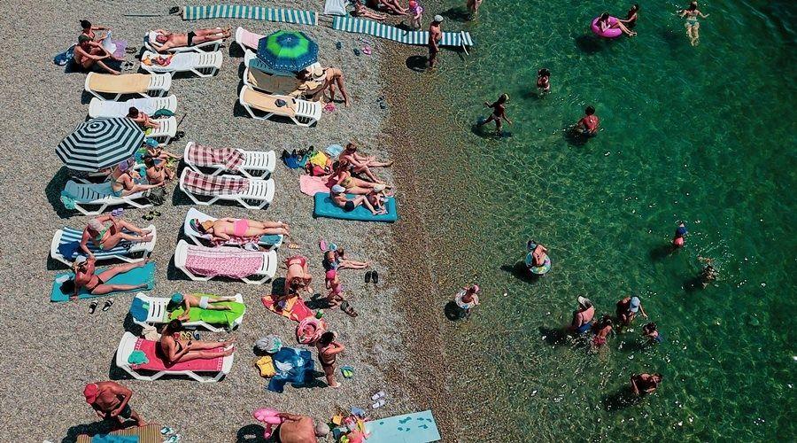 Власти Крыма ожидают рекорд по числу туристов в этом году