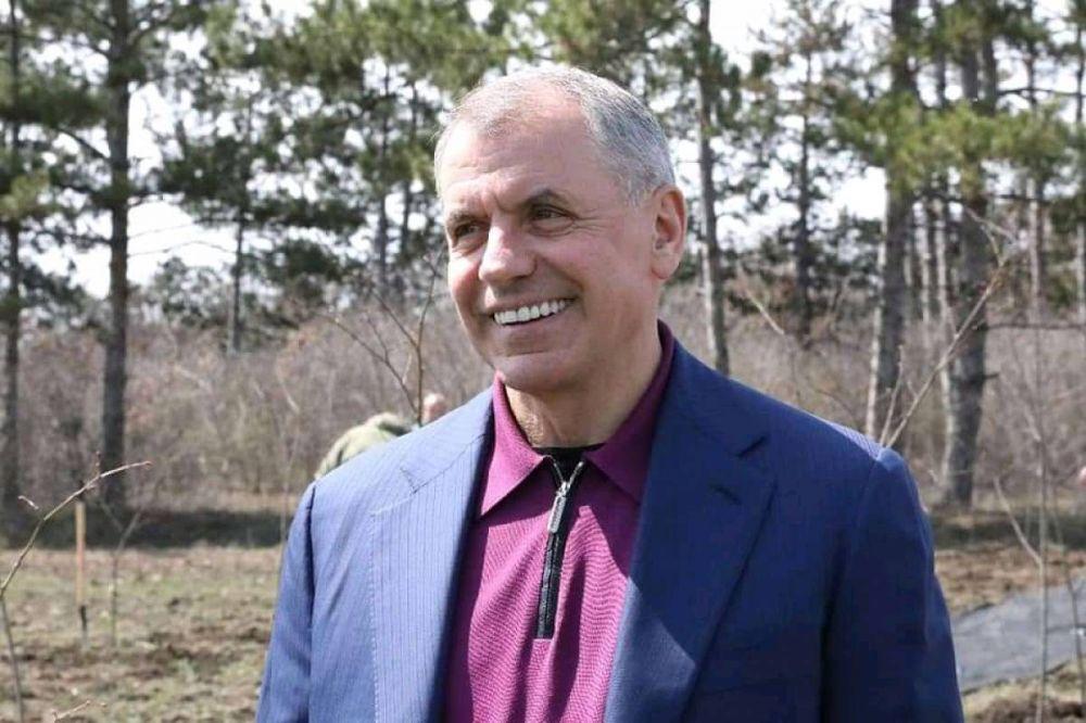 Владимир Константинов дал старт экологической акции «Чистый Крым»