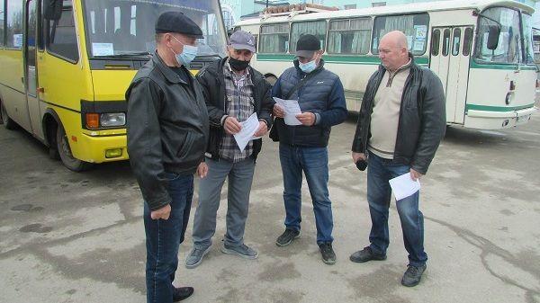 Состоялась рабочая встреча с водительским составом ООО «Крымский транспорт»