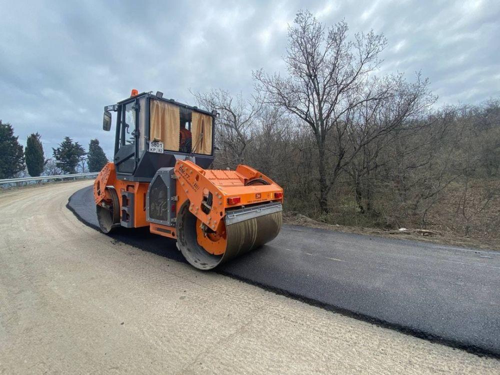 Целый ряд дорог ЮБК отремонтируют благодаря нацпроекту