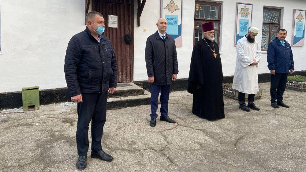 Владимир Трегуб принял участие в торжественной первой отправке призывников в Вооружённые Силы Российской Федерации