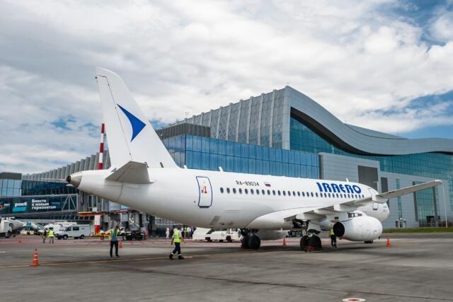 Аэропорт Симферополь обслужил 15 млн пассажиров в новом терминале