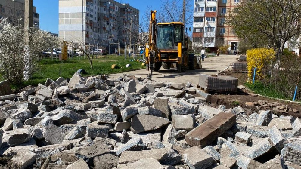В г.Керчь проведен мониторинг 15 объектов благоустройства