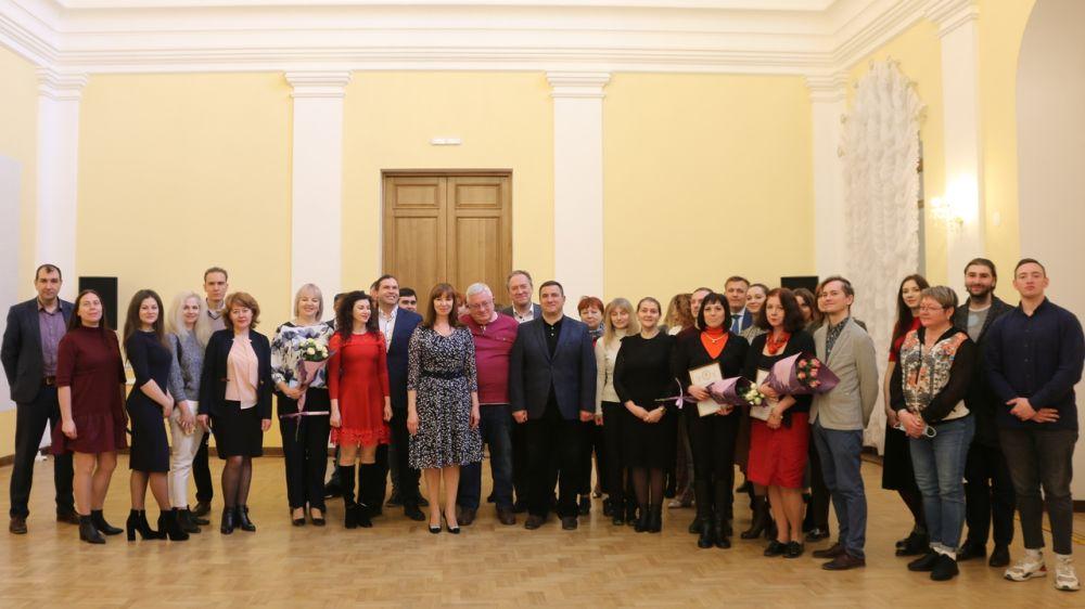 Благодарностями министра культуры Крыма награждены специалисты сферы государственной охраны культурного наследия