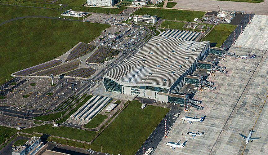 За три года аэропорт Симферополь обслужил 15 млн пассажиров