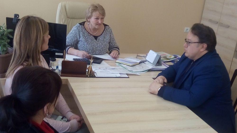 Олег Лобов осуществил рабочую поездку в муниципальное образование городской округ Судак