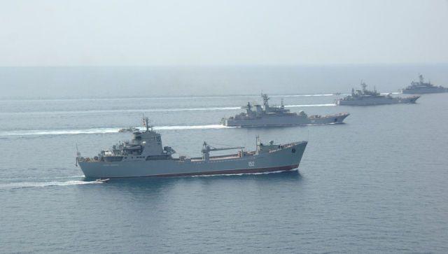 Закрытие Россией части акватории Черного моря: позиция Минобороны РФ