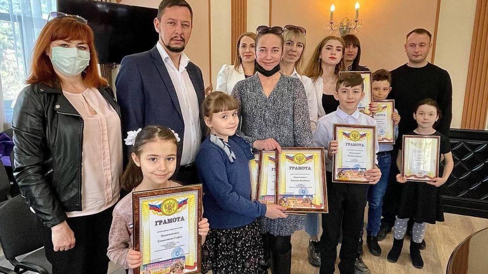 Состоялось награждение победителей и участников видеоконкурса чтецов «Улыбка Гагарина»