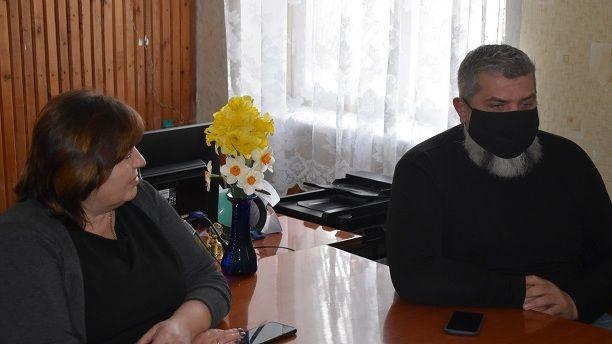 Рассмотрены актуальные вопросы развития и благоустройства Роскошненского сельского поселения