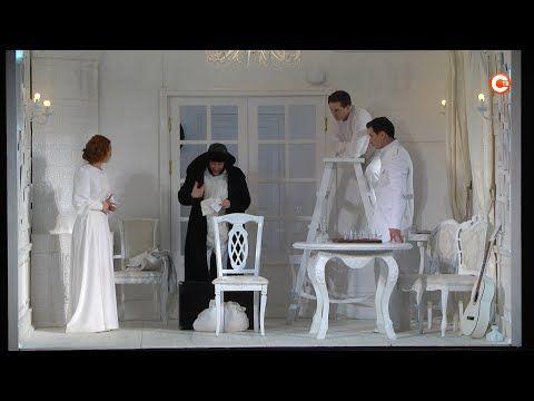 Премьерным спектаклем «Белая гвардия» закончится 110й юбилейный сезон театра им. Луначарского (СЮЖЕТ)