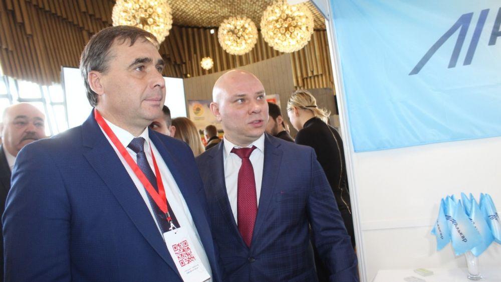 В Ялте откроется IX Специализированная аграрная выставка «АгроЭкспоКрым 2021» - Андрей Рюмшин