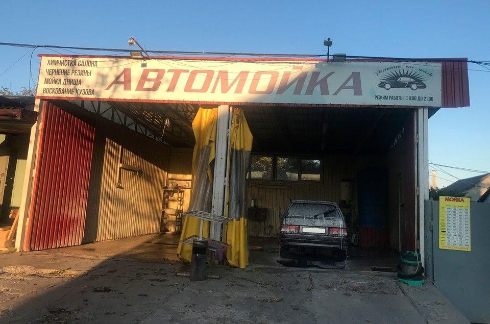 За автомойку и шиномонтаж на придомовом участке житель Симферополя пошел под суд