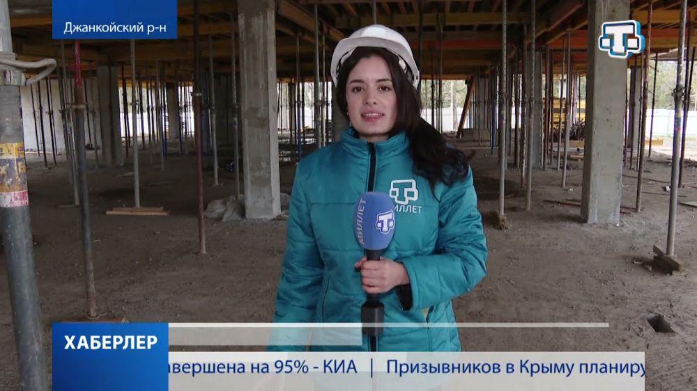 Более 500 млн. рублей выделено на строительство детских садов в Джанкойском районе