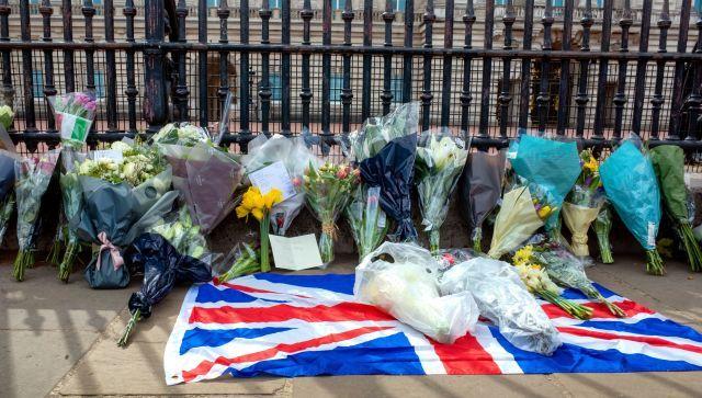 В Великобритании прощаются с принцем Филиппом