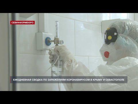 Сводка по заболеваниям коронавирусом в Севастополе за 17 апреля