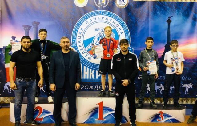 Крымчанин выиграл первенство России