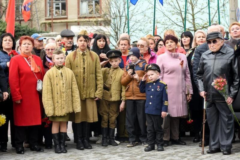 Балаклава отметила 77-ю годовщину освобождения от немецко-фашистских захватчиков