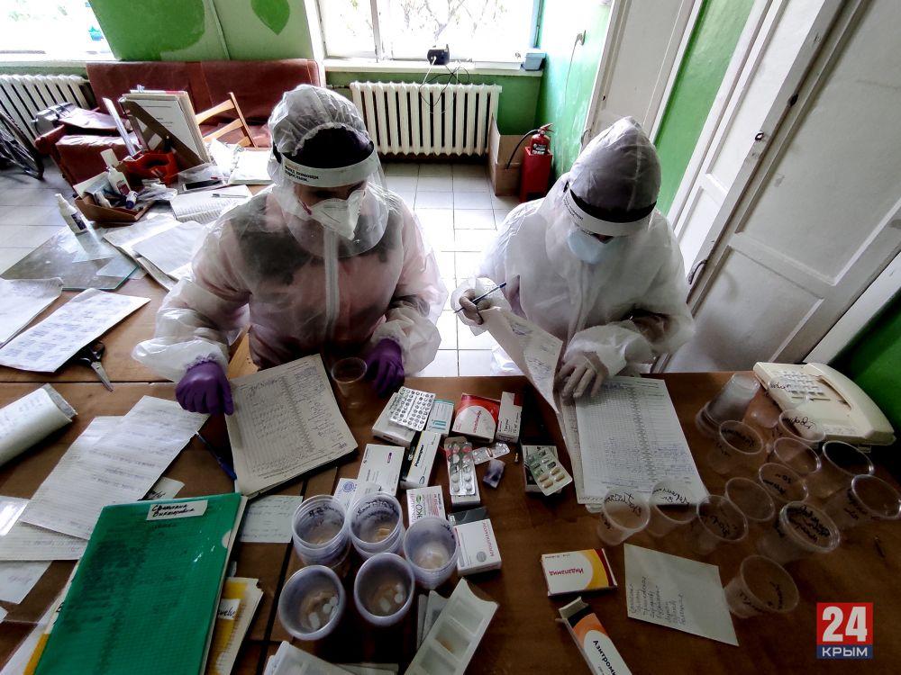 Коронавирус в Крыму и Севастополе: Последние новости, статистика на 18 апреля 2021 года