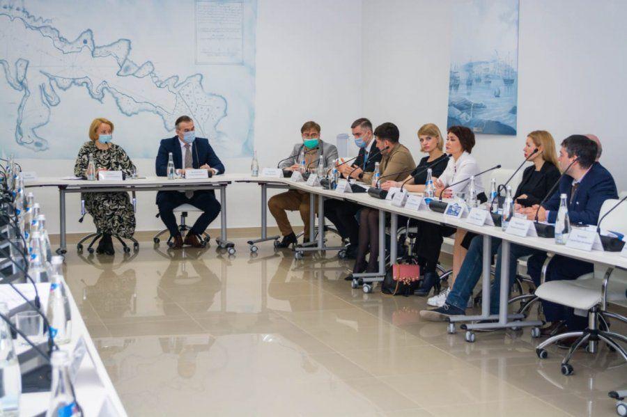 Новые направления для бизнеса обсудили с Клубом лидеров АСИ