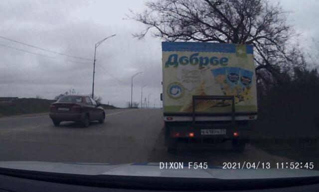 Пьяный перевозчик мороженого попался полицейским в Керчи