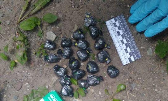 Сотрудники полиции в Крыму в течение трех дней изъяли около 400 доз наркотиков, а также привлекли к ответственности ряд наркопотребителей