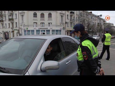 В Севастополе провели рейд против тонировки (СЮЖЕТ)
