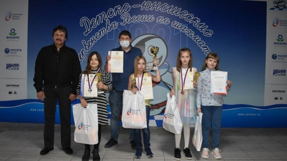 Крымская шахматистка выиграла «серебро» на первенстве России