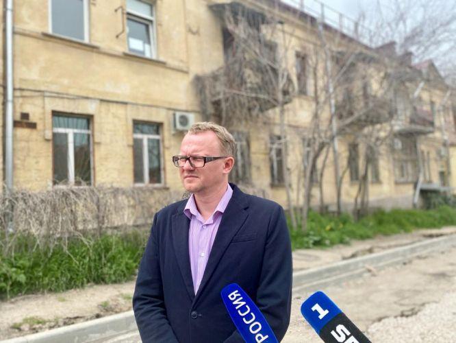 Замена векового водовода на ул. Годлевского завершена
