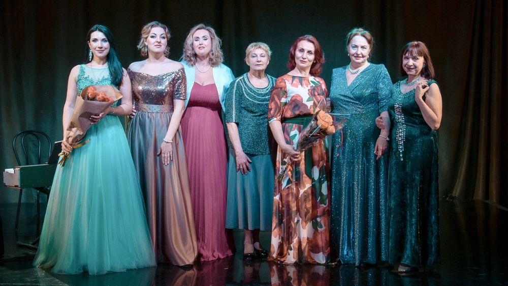 В Ялте представлен концерт «Вечная весна Вены»