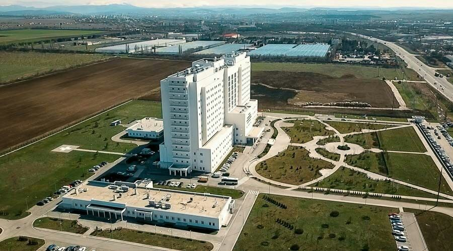 Минздрав Крыма планирует создать медицинский кластер в Симферополе