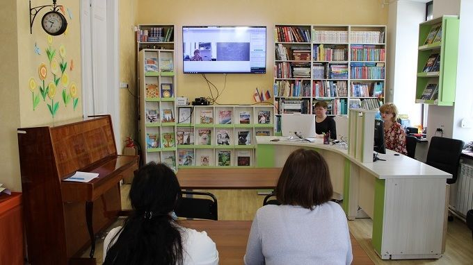 В Республиканской детской библиотеке им. В.Н. Орлова прошел семинар для библиотекарей