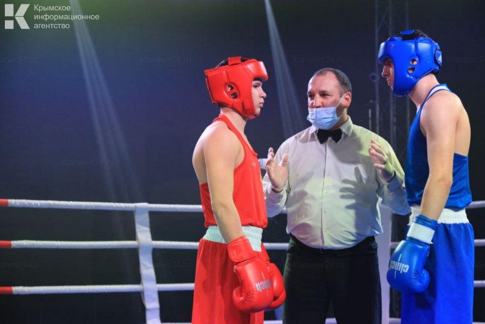 Крымские боксеры оказались сильнее московских