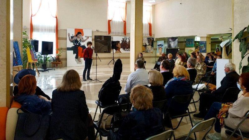 Завершен XVI Международный Гумилевский поэтический фестиваль